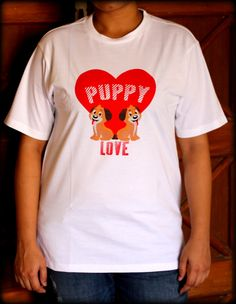 Product Code : Puppy1 (Unisex) Sizes available : M, L and XL  Size chart : (In inches) Size chart : (In inches) M - Chest 38 Shoulder 16.5 L - Chest 40 Shoulder 17.5 XL - Chest 44 Shoulder 19  Price : 549/- (Free shipping all over India)