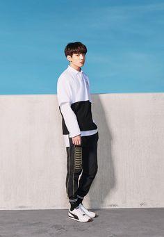 Jeon Jungkook | BTS PUMA 2018