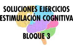 Soluciones Bloque 3 - Unidad de Memoria Entrenamiento cerebral Calm, Unity, Brain, United States, Training