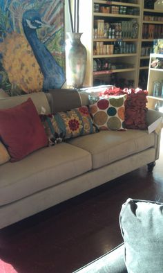 Alton Sofa   Ecru   At Pier One. Wonder How It Compares To My Pottery Barn  Couch... | Home | Pinterest | Pottery Barn Couch, Nail Head And Living Rooms