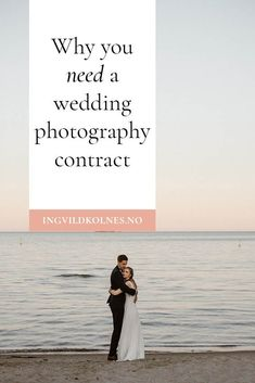 A contract is an agreement between the photographer and the couple getting married. The contract should cover responsibilities, costs, and what to expect in Business Tips, Online Business, Wedding Photography Contract, Setting Up A Budget, Get Educated, You Better Work, Elope Wedding, Make More Money, Social Media Tips