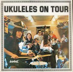Ukuleles On Tour, via Flickr.