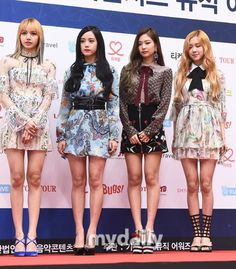 [NEWS] BLACKPINK & BIGBANG received the music of August, November, and December awards [6th Gaon Chart Awards]