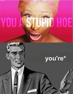 grammatically correct. lol