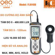 Máy đo cường độ ánh sáng: CÔNG TY TBCN LÊ QUỐC