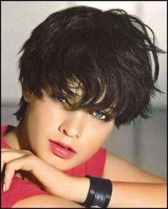 Frisuren für kurze haare 2018 | Einfache Frisuren