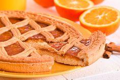 ΥΛΙΚΑ   ΧΡΟΝΟΣ: 60min  ΜΕΡΙΔΕΣ: 10  ΔΥΣΚΟΛΙΑ: 2  ΥΛΙΚΑ:  ⦁ ½ φλ. ελαιόλαδο ⦁ 1 φλ. φυσικό χυμό πορτοκαλιού ⦁ 1 πορτοκάλι, ξύσμα ⦁ 3 κ.σ. κονιάκ ⦁ ¼ φλ. μαύρη ζάχαρη ⦁ 250 γρ. αλεύρι Onion Rings, Dessert Recipes, Desserts, Apple Pie, Waffles, Flora, Recipies, Pasta, Sweets