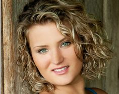 wonderful portrait 30 Majestic Hairstyles For Short Curly Hair