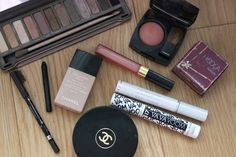 Recently I was a little bold and picked up a few Chanel products. Chanel is definitely one of my favourite high end brands. I think I. Blush, Sparkle, Sequins, Chanel, Lipstick, Photo And Video, Beauty, Products, Lipsticks