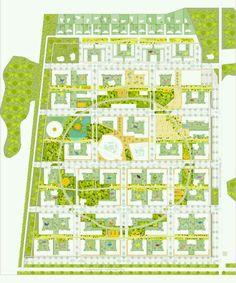 Novosibirsk: A public space framework for a new residential area FELIXX_Vaskhnil_Masterplan-public-space-total-plandrawingFELIXX_Vaskhnil_Masterplan-public-space-total-plandrawing Architecture Portfolio, Residential Architecture, Landscape Architecture, Landscape Design, Architecture Diagrams, Residential Complex, Architecture Design, Urban Concept, Residential Landscaping