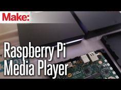This Sleek Media Player Has Raspberry Pi Inside | MAKE