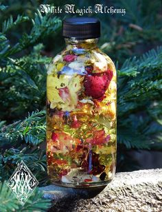 Custom Magic Potion Oil Blend 1oz Uniquely by WhiteMagickAlchemy