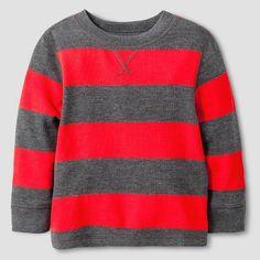 Toddler Boys' Henley Shirt Cat & Jack™ - Red : Target