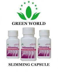 Slimming Capsule terbuat dari bahan herbal alami pilihan.