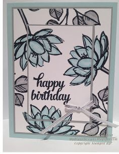 Remarkable Card - http://mydianedesigns.blogspot.com/, Tin of Cards, Remarkable You, Stampin' Up!