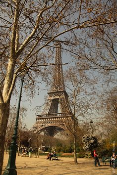 The Eiffel Tower- a must see for all, I have seen the Eiffel Tower three times -it's interesting and lovely at night time