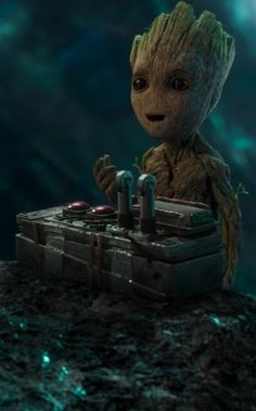 Baby Groot and more Easter egg from the 'Guardians Of The Galaxy Vol. 2' trailer
