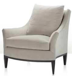 The Riley Chair Upholstered Chair by Theodore Alexander in 6015-04 fabric shown in Expresso finish includes a traditional 8 way hand tied seat.  Fabric samples available on request.  Email info@707circlelane.com. FREE SHIPPING. $3199