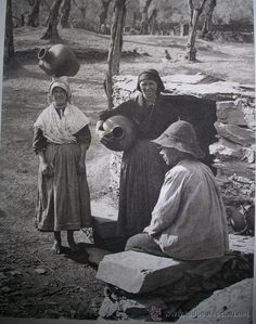 Fotografía antigua: MONASTERIO DE LAS BATUECAS (Salamanca), hurdanos. Fotos-Lámina K.Hielscher,L'Espagne, Paris, Años 20 - Foto 2 - 34949707