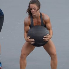 Camille. #crossfitgames