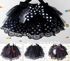 Children lace Short Skirts Girls Cake Skirts Kids Dots Bowknot TUTU Skirts Red size:6 8 10-in Skirts from Mother & Kids on Aliexpress.com | Alibaba Group