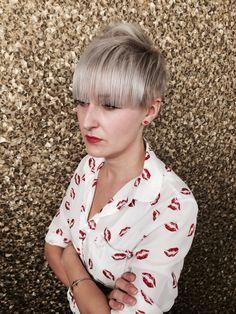 #11ze #cut #colour #grunge #punk #pastel #sylver #blond