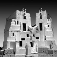 Monasterio Monte Athos     by Gabriel Figueroa, Lugares prometidos series, 2005-2009