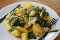 Mangold-Kartoffeln