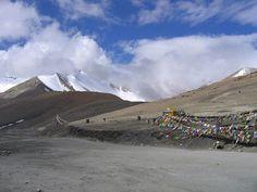 Tanglang-la Pass in Himachal Pradesh