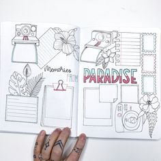 Planning your next vacation? Check out these 5 travel planning spreads for your bullet journal to organize your trip and get your excited. Bullet Journal Travel, Travel Journal Pages, Bullet Journal 2020, Bullet Journal Themes, Bullet Journal Spread, Bullet Journal Layout, Bullet Journal Inspiration, Travel Journals, Bullet Journals