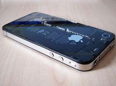 Transparent Iphone4