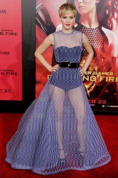Jennifer Lawrence's best fashion moments in pictures | Harper's Bazaar