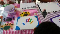 Lwa's craft party