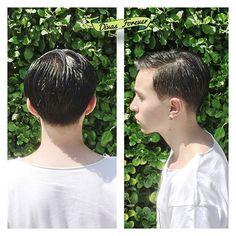 ✋Nah que hacer, nuestra @dai_chaucherita siempre se luce con cada amigo que pasa por nuestra casa Miren el perfecto #classicfade que hizo para Emiliano  #fadehaircut #fadehair #fadehaircuts #haircutformen #fadepompadeur #fade #people #gentelman #stylesformen #barbershop #barberhome #peinadoshombre #thebarberpost #showcasebarbers #barberlife #menshair