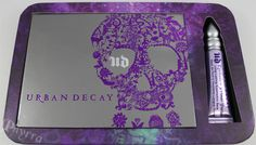 Urban Decay Ammo Palette - Swatches, Review and Video! Click through to see more.  #beauty #urbandecay #makeup #crueltyfree #swatches