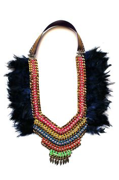Style.com Accessories Index : spring 2013 : Akong