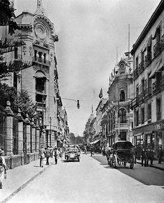 MÉXICO | Viaje en el tiempo ... México 1910 - SkyscraperCity