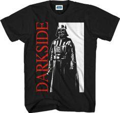 Star Wars Darth Vader DarkFace Kids Youth T-Shirt - http://geekz.technology/star-wars-darth-vader-darkface-kids-youth-t-shirt