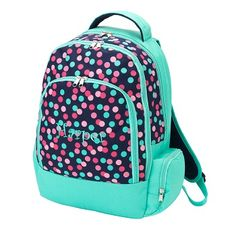 Our Monogrammed Pattern Backpack is perfect for back to school! Store your  monogram mug or monogrammed stationary in these cute monogrammed backpacks! c1d6b468f7