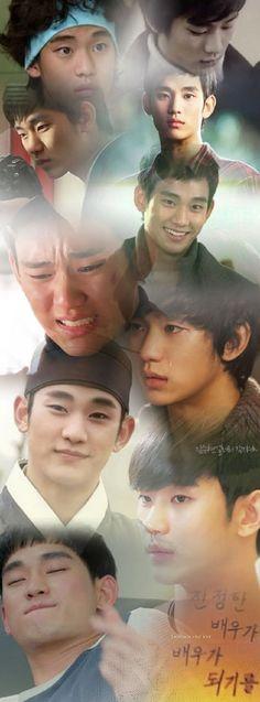 Cute fan art for Kim Soo Hyun 8th debut anniversary 素敵です‼︎