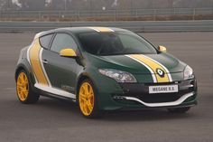 Renault Megane RS Caterham F1 Team 2012