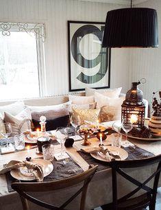 A Scandinavian Cottage by the Sea | Design*Sponge ~ETS