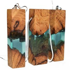 Fler MAG: Dřevo a pryskyřice