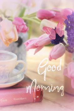 Good Morning Coffee Gif, Good Morning Roses, Good Morning Tuesday, Good Morning Cards, Good Morning Images Hd, Morning Gif, Good Morning Greetings, Good Morning Good Night, Morning Pictures