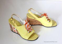 60S Sandals April 2017