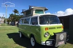 1978 Volkswagen Kombi Transporter Kombi Type 2 Manual