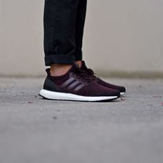 adidas Ultra Boost 3.0 Deep Burgundy . Disponible/Available: SNKRS.COM