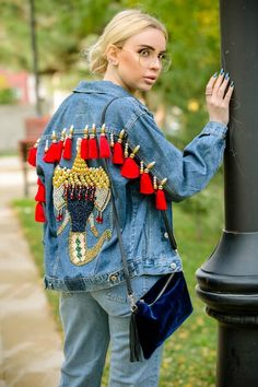 Wear How To Denim Best Jacket 33 Images v0mN8wnO