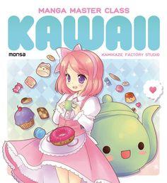 Manga Master Class: KAWAII | MONSA PUBLICATIONS