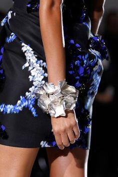 Giambattista Valli Spring 2014 Couture Fashion Show: Details - Style.com